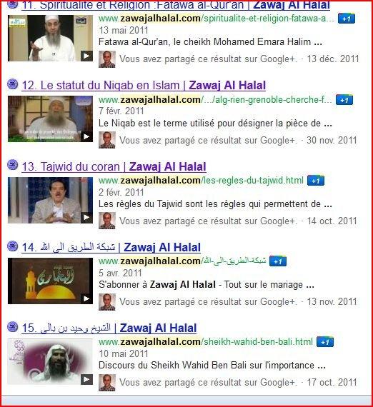 Site de rencontre islamique en france