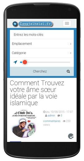 Nisfdine: Un Nouveau site pour zawaj